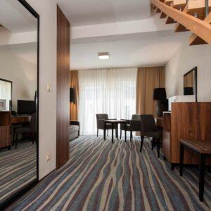 Apartamenty 2-poziomowe
